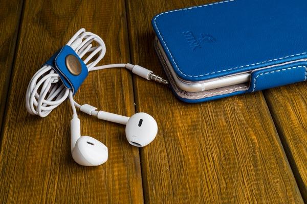 Аудиохолдер - умное решение для непослушных наушников