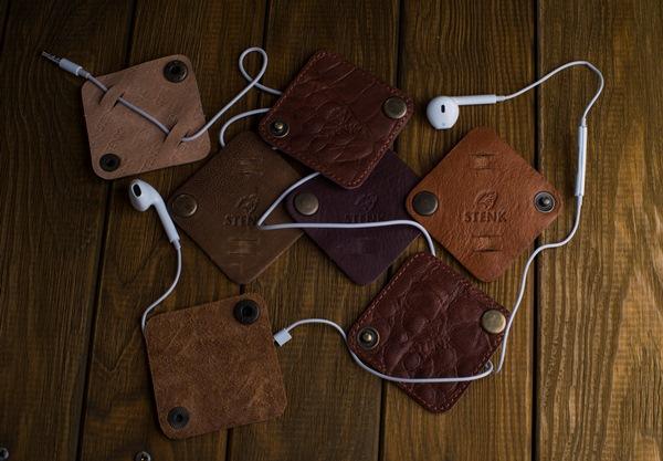 Аудиохолдер – стильный и практичный чехол для наушников