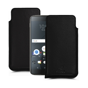 Футляр Stenk Elegance для BlackBerry DTEK60 Чёрный
